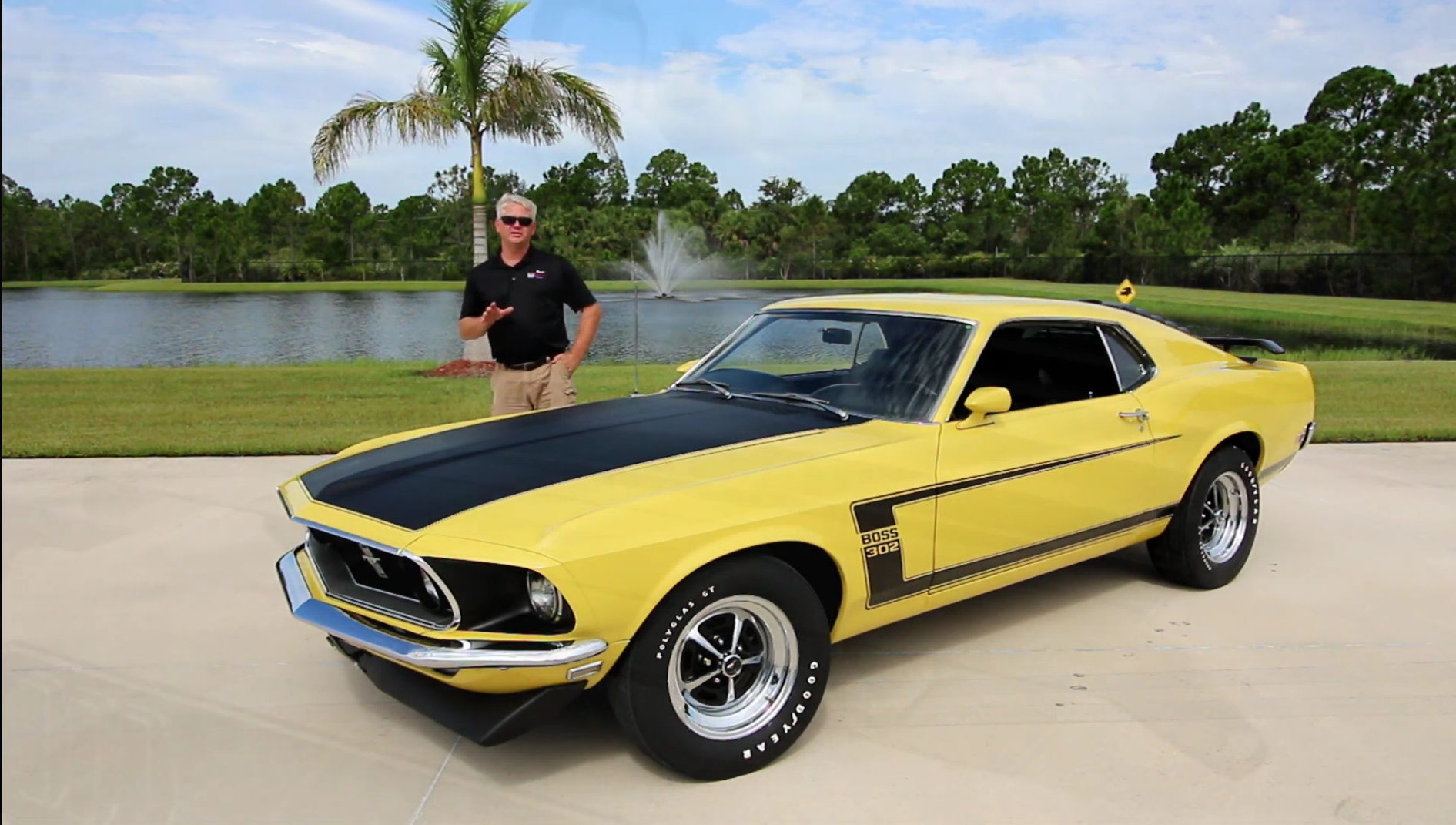 A Look At The 1969 Ford Mustang Boss 302's Quick History