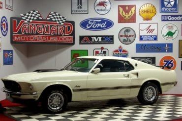 1969 Ford Mustang E Overview
