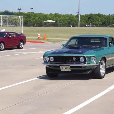 1969 Ford Mustang Mach 1 Video Review