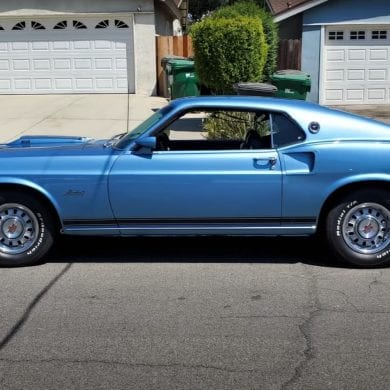 An Owner's Take On The 1969 Ford Mustang GT
