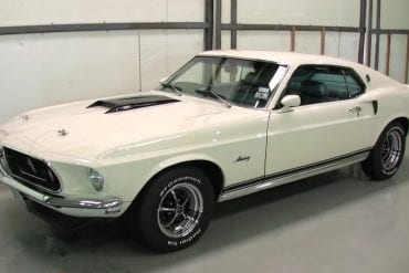 1969 Ford Mustang GT Quick Tour + Test Drive
