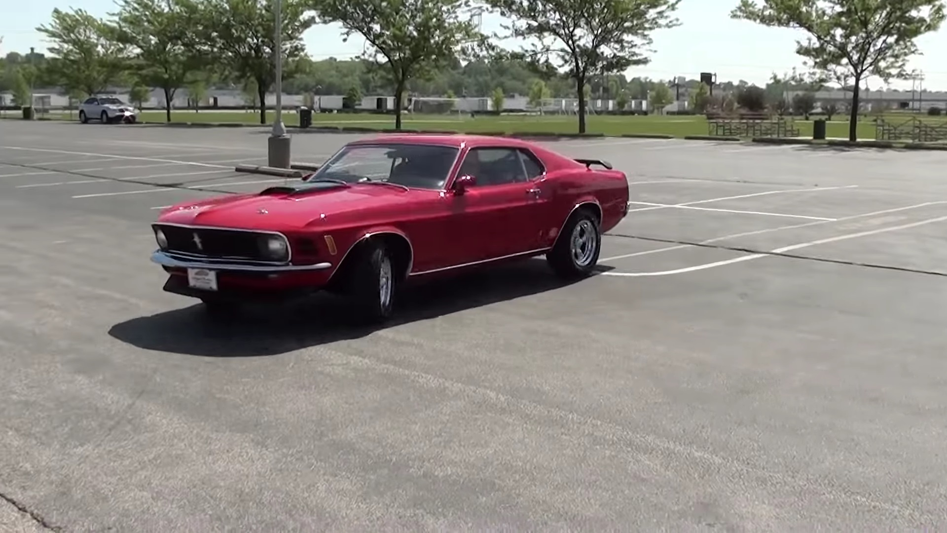 1970 Ford Mustang Fastback Test Drive