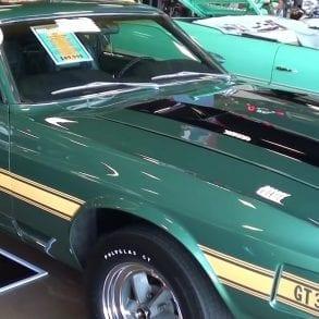 Video: Original 1970 Shelby GT350