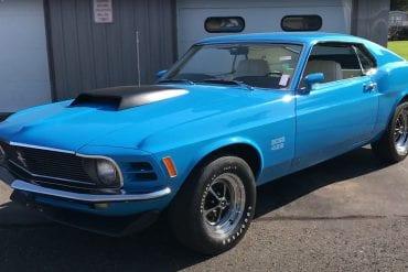 Video: 1970 Ford Mustang Boss 429 Walkaround