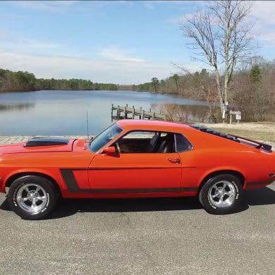 Video: 1970 Ford Mustang Fastback Grabber Edition Quick Tour