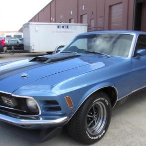 Video: 1970 Ford Mustang Mach 1 In-Depth Review