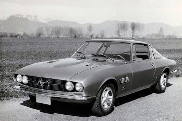 1965 Bertone Mustang