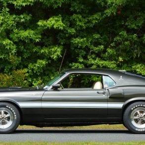 1970 GT500 Mustang