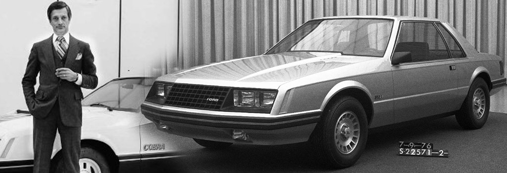 Jack Telnack revolutionized the Ford Mustang with the 1979 Fox Body Mustang.