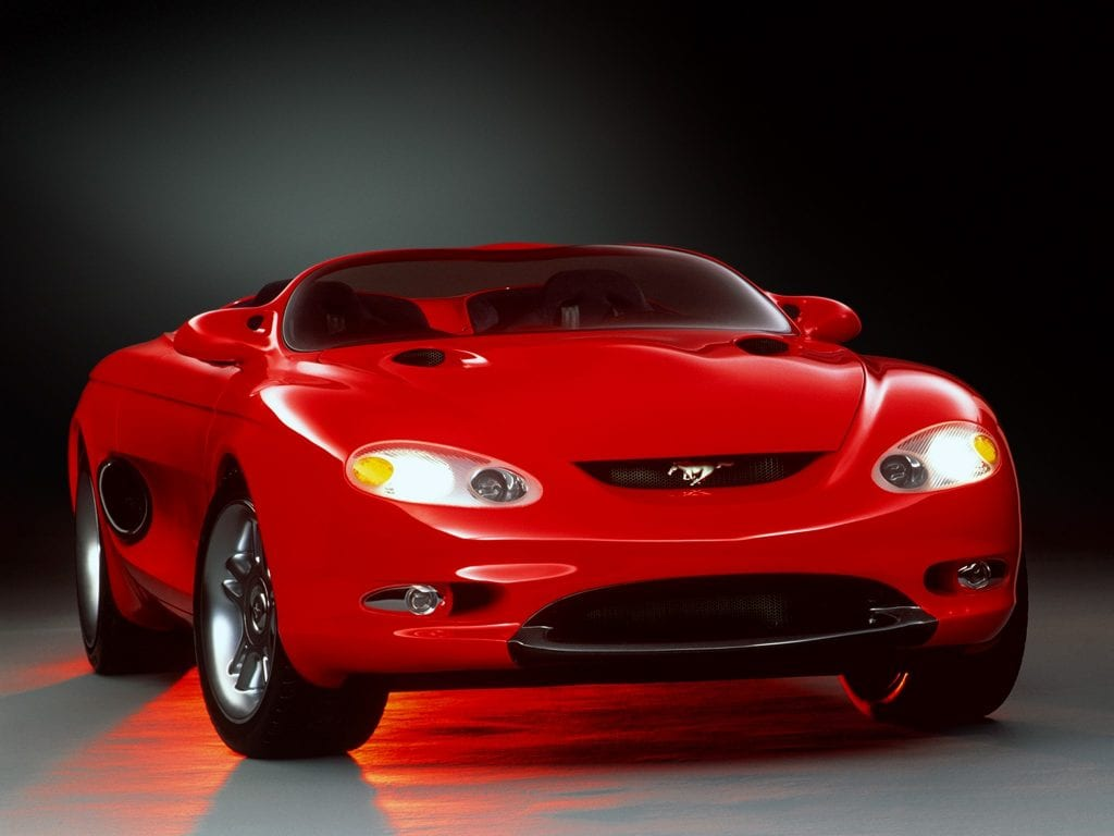 The 1993 Ford Mustang Mach III