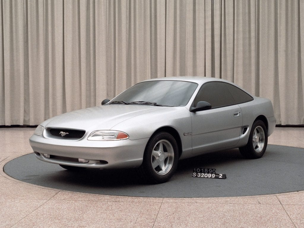 """The """"Bruce Jenner"""" Mustang Prototype"""
