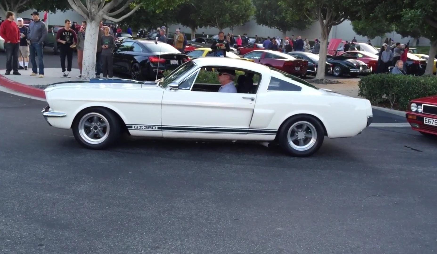 1966 Shelby GT350 Incredible Engine Sound