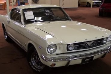 Restored 1966 Ford Mustang Fastback V8 Walkaround
