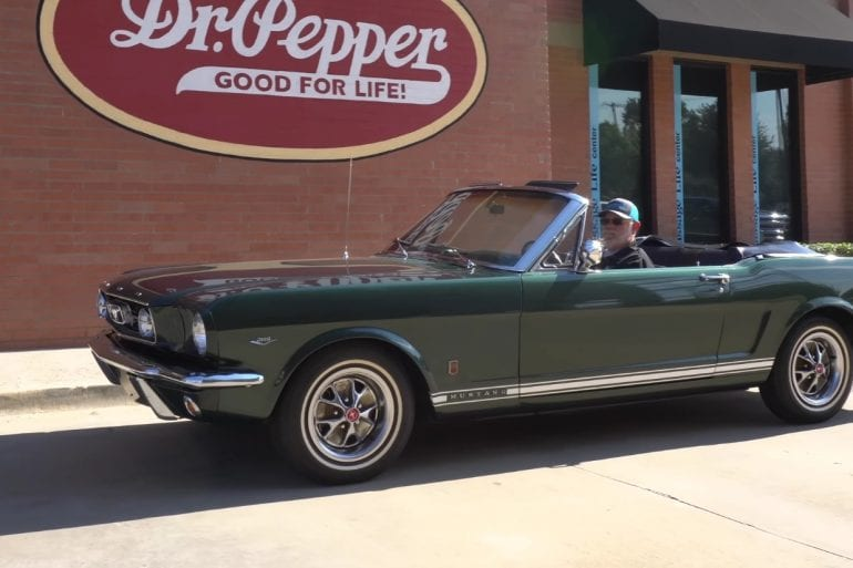 1966 Ford Mustang GT Convertible 289 Tour + Quick Drive