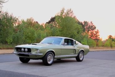 1967 Shelby GT350 Overview