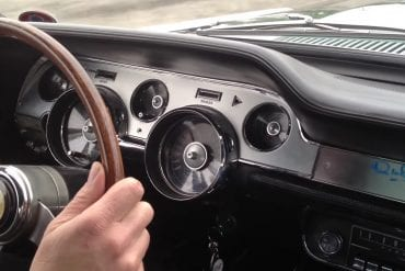 1967 Shelby GT350 Test Drive
