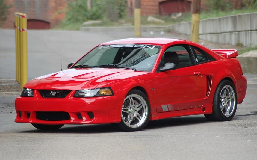 Saleen Production Numbers