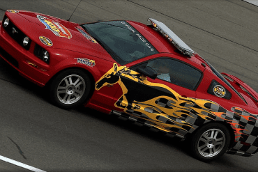 2005 Ford Mustang GT Pace Car