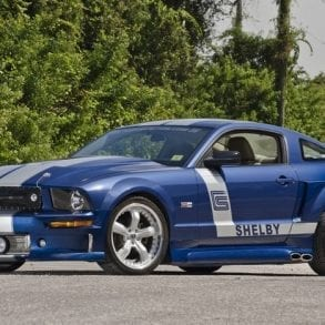 Shelby CS8 Mustang