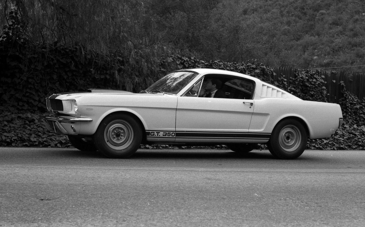 The 1st Generation Ford Mustang