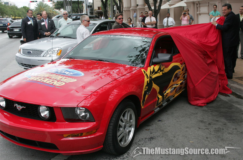 Unveiling the 2005 Pace