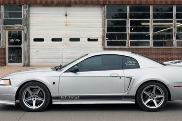 Roush Mustang Production Numbers