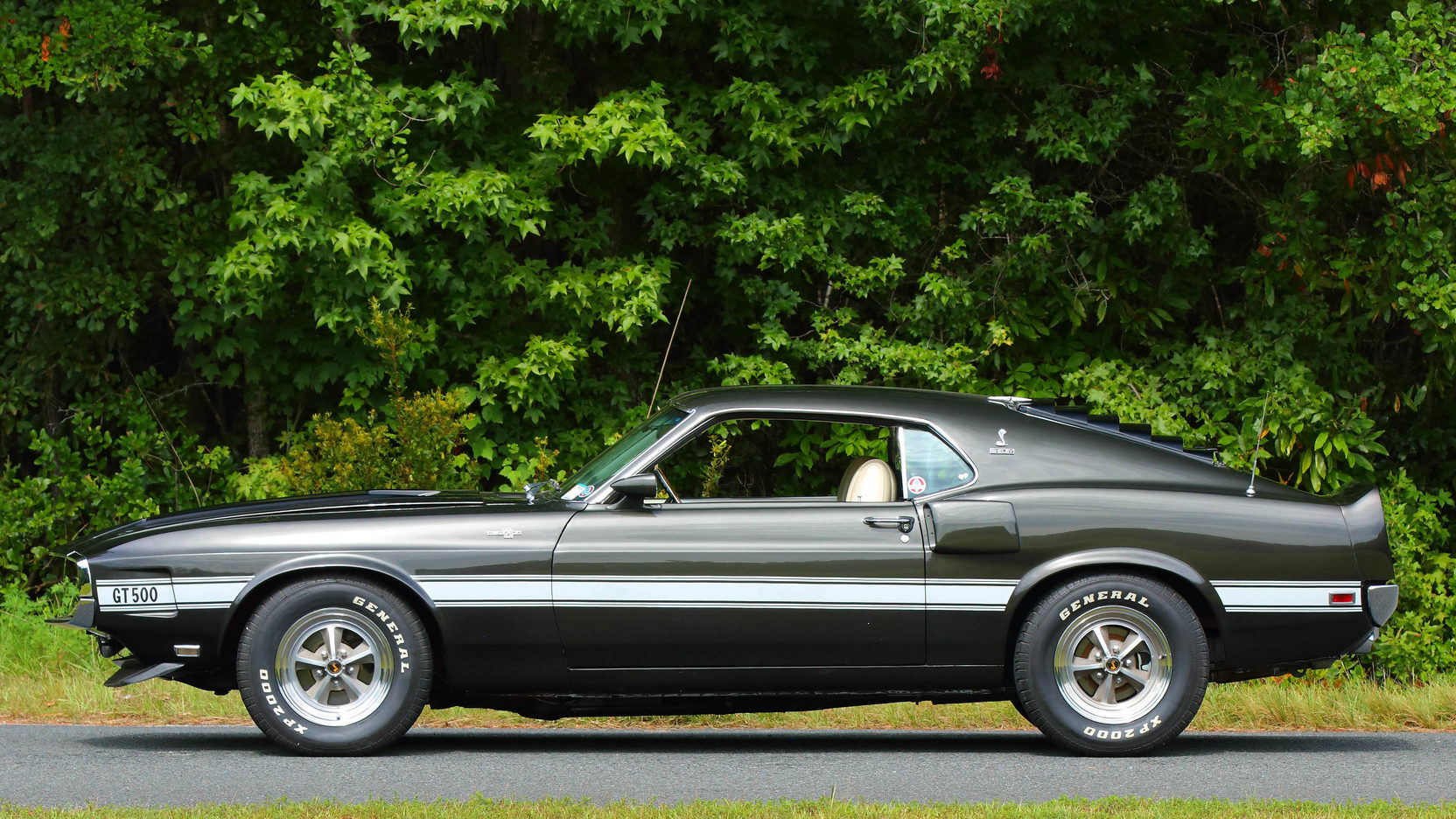 1970 Shelby GT500 Mustang