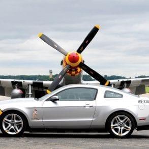 2010 Ford Mustang AV-X10 Dearborn Doll