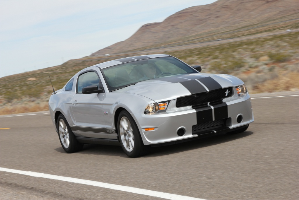 2012 Ford Mustang Shelby GTS