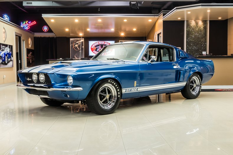 The 1967 GT500