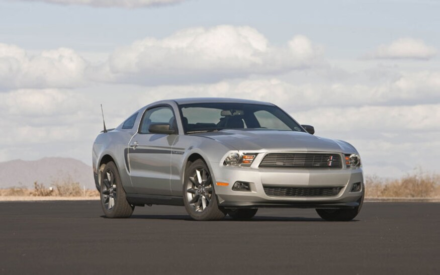 Video: 2011 Ford Mustang V-6 First Ride Experience