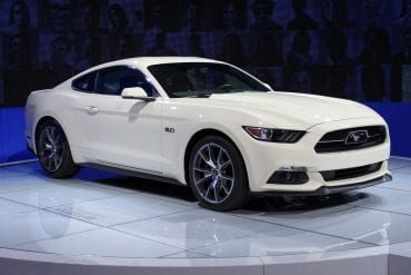 Video: 2015 Ford Mustang 50 Year Limited Edition - 2014 New York Auto Show