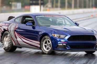 Video: 2016 Ford Mustang Cobra Jet Inside Look - Ford Performance