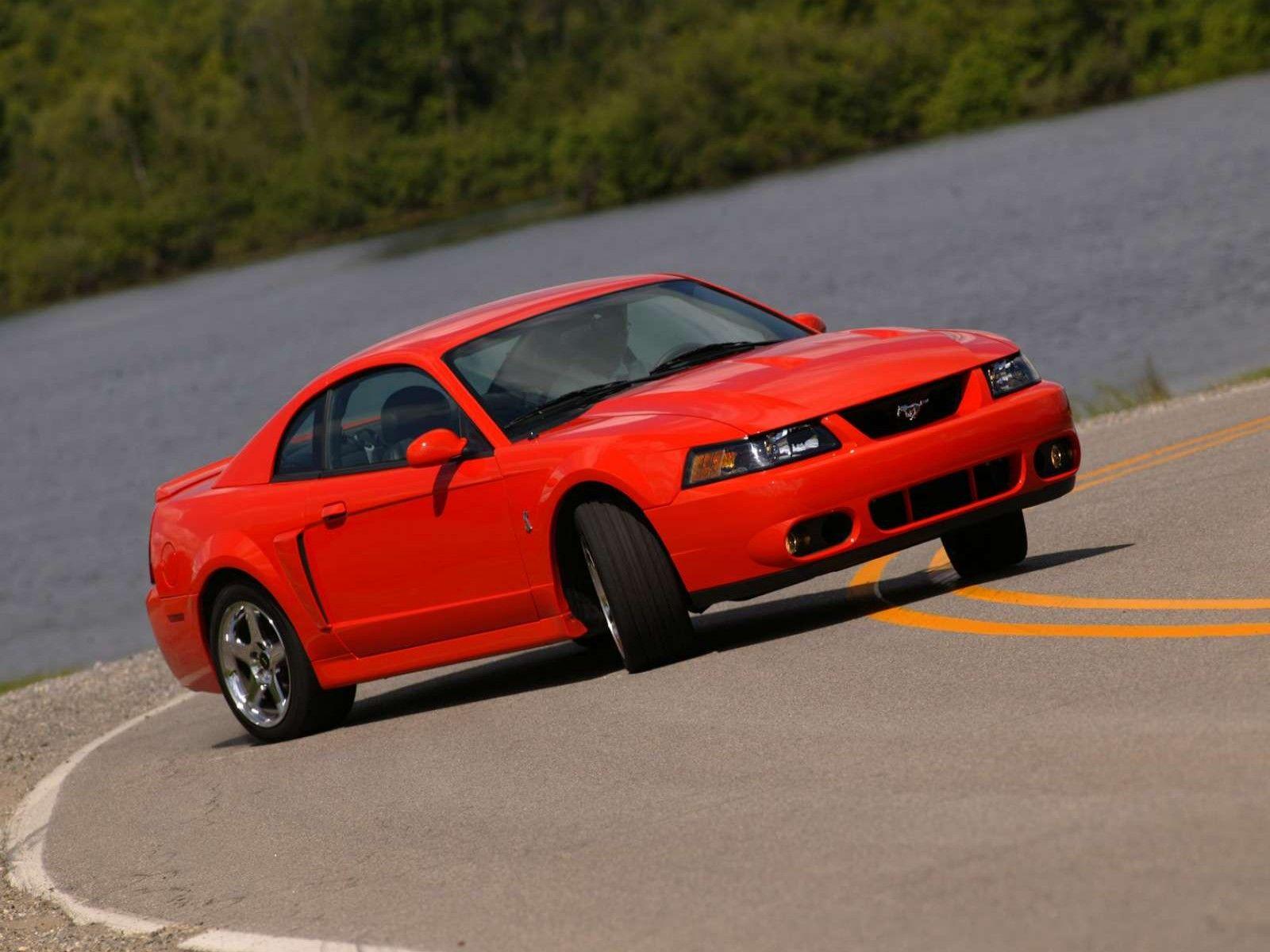 2004 Ford Mustang Svt Cobra Wallpapers Mustangspecs Com