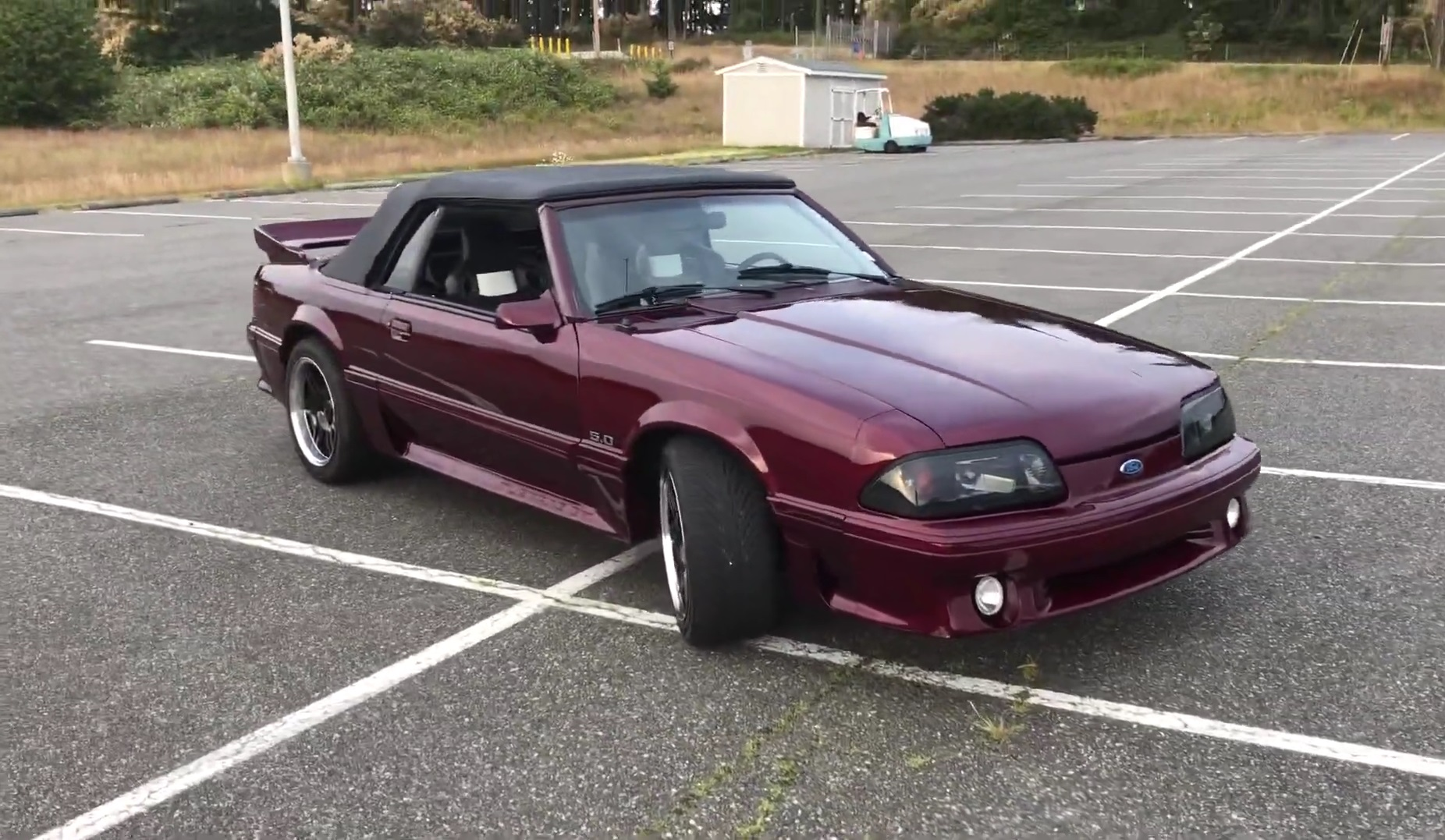 Video: 1987 Ford Mustang GT Convertible 5.0 In-Depth Look