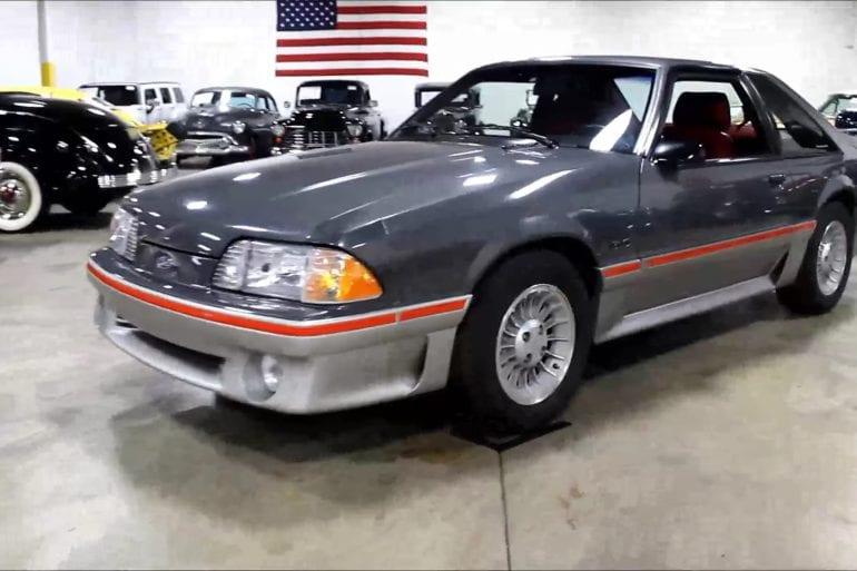Video: 1987 Ford Mustang GT Hatchback Walkaround