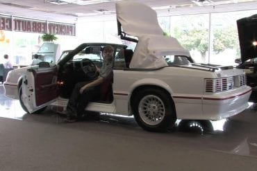 Video: 1988 Ford Mustang GT 5.0 Convertible Test Drive