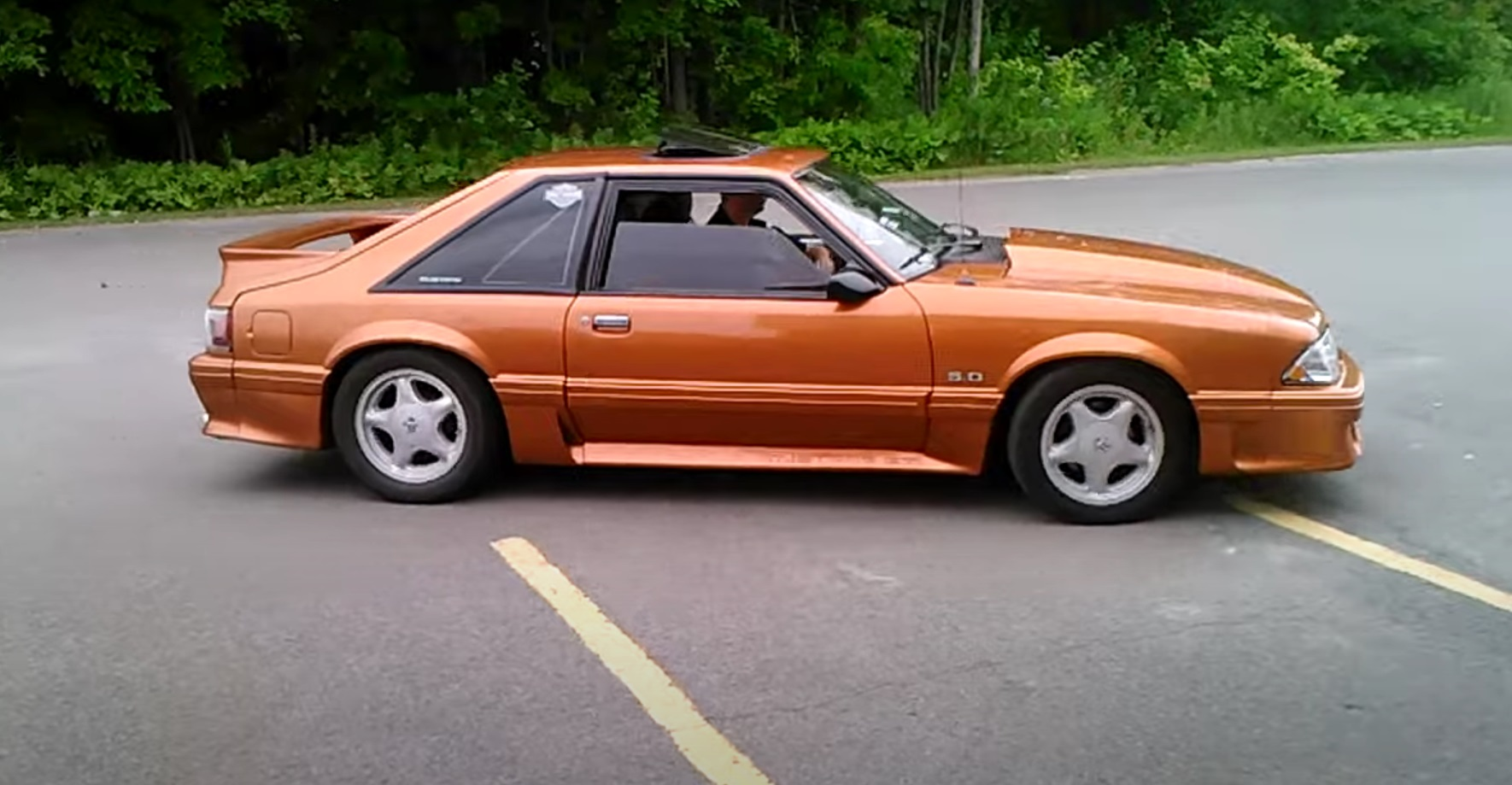 88 Ford Mustang