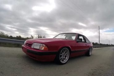 Video: Cruising In A 1989 Ford Mustang LX