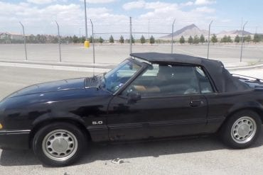 Video: 1989 Ford Mustang LX 5.0L Sport Test Drive