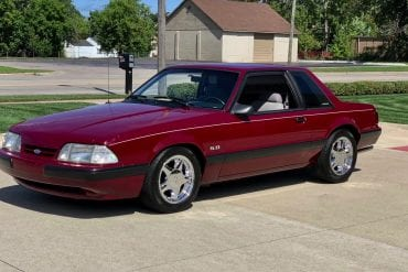 Video: 1989 Ford Mustang LX Coupe Walkaround