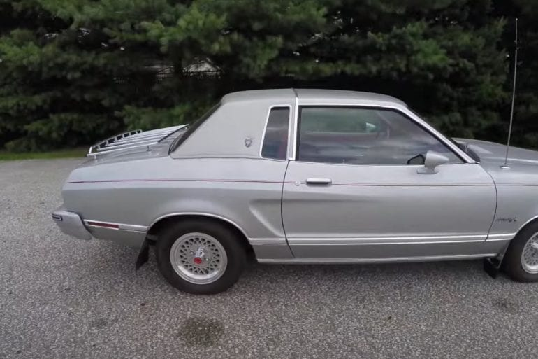 Video: 1975 Ford Mustang II Silver Ghia Edition Walkaround