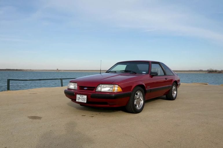 Video: This 1989 Ford Mustang 5.0 Is A Blast From The Past!