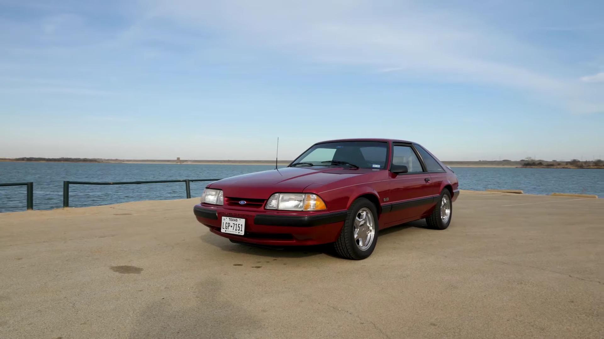 1989 Mustang 5.0 Specs