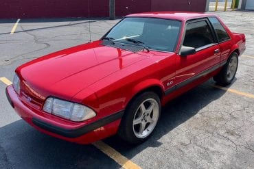 Video: 1990 Ford Mustang LX 5.0 Coupe Walkaround + Engine Sound