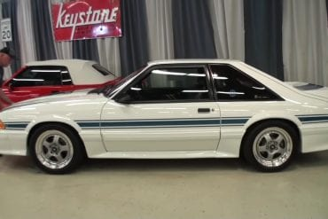 Video: 1992 Ford Mustang SAAC MK1 Overview + Engine Sound