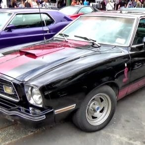 Video: 1976 Ford Mustang II Quick Walkaround