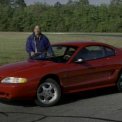 Video: 1994 Ford Mustang SVT Cobra Retro Review