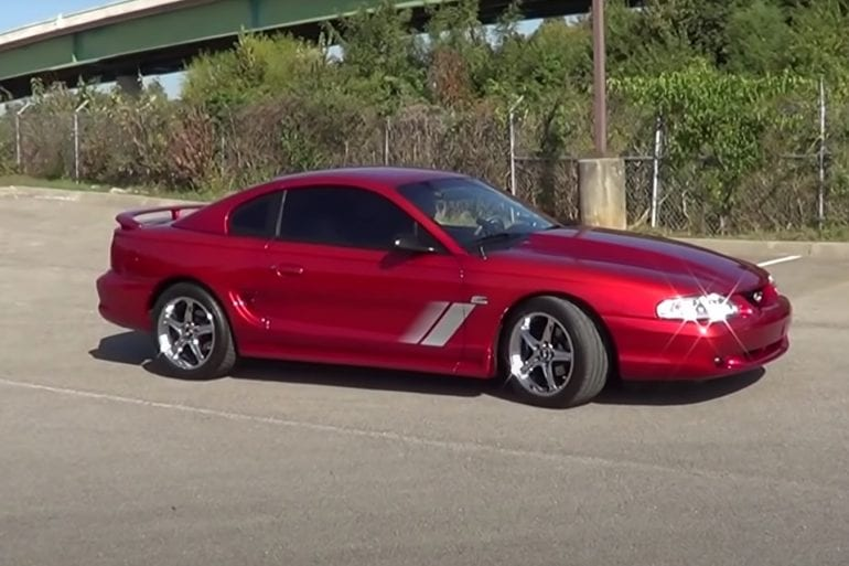 Video: 1995 Ford Mustang GTS In-Depth Tour