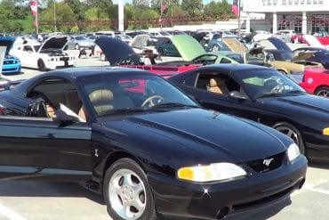 Video: 1995 Ford Mustang SVT Cobra HardTop/Convertible Overview